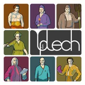 Das Blech - CD Cover